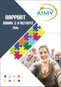 Plaquette AIMV Rapport d'activité 2016