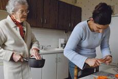 AIMV : aide à domicile