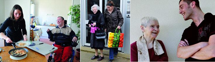 AIMV : formation professionnelle aux métiers de l'aide, du soin et de l'accompagnement à domicile