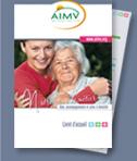 Plaquette AIMV soins infirmiers à domicile