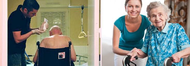 AIMV : services infirmiers à domicile